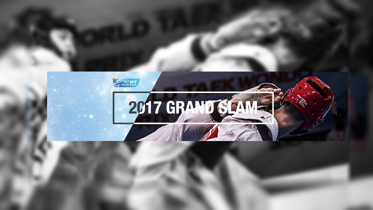 [Live] Wuxi 2017 World Taekwondo Grand Slam Champions Series (Jan 13)
